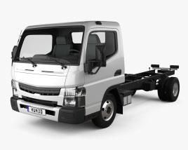 Test trial truck 3D model