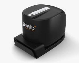 3D model of Thales Gemalto CR5400