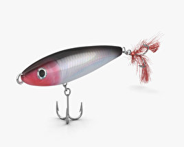 3D model of Fishing Lure