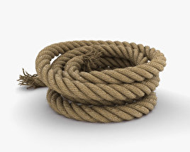 3D model of Rope