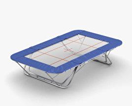 3D model of Trampoline