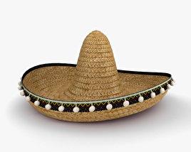 3D model of Sombrero