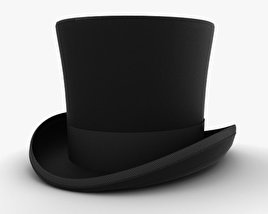 3D model of Top Hat