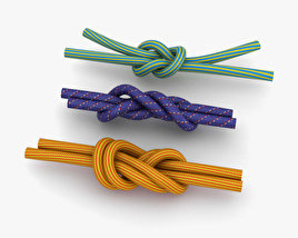 3D model of Knot