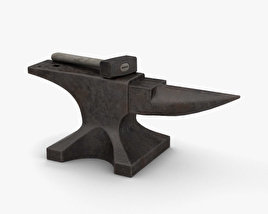 3D model of Anvil