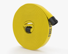 3D model of Fire Hose