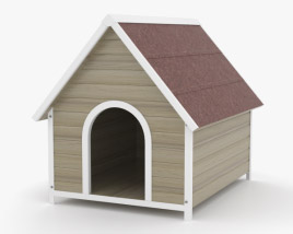 3D model of Dog House