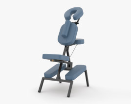 3D model of Massage Chair