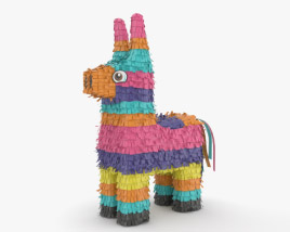 3D model of Pinata