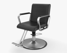 3D model of Salon Chair