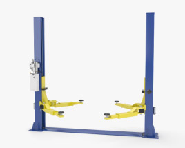 3D model of Car Lift