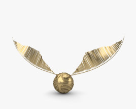 3D model of Golden Snitch