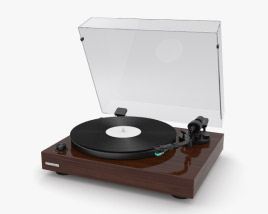 3D model of Record Player