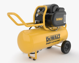 DeWalt Air Compressor 3D model