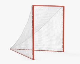 3D model of Lacrosse Goal