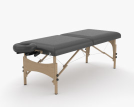 3D model of Massage Table