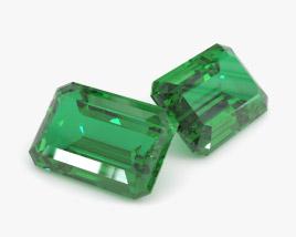 3D model of Emerald