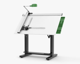 3D model of Drafting Table