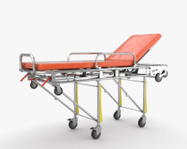 3D model of Stretcher