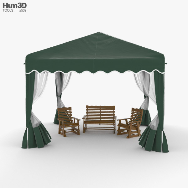 3D model of Canopy