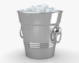 3D model of Ice Bucket