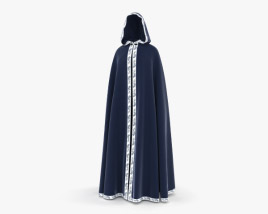 3D model of Cloak