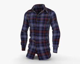 3D model of Shirt