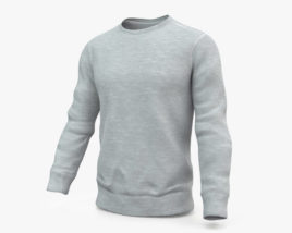 3D model of Sweatshirt
