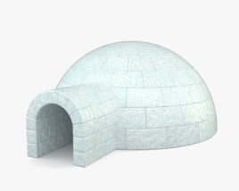 3D model of Igloo