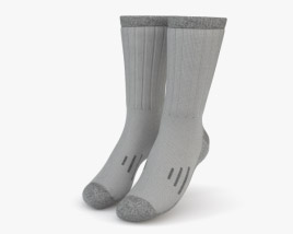 3D model of Socks