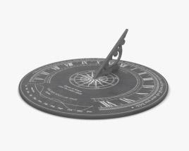 3D model of Sundial