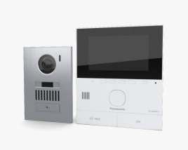 3D model of Intercom