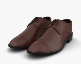 3D model of Shoes