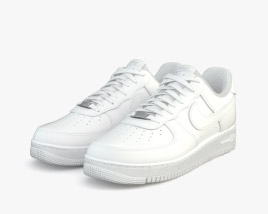 3D model of Nike Air Force 1