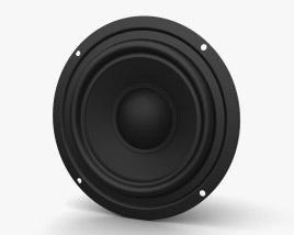 3D model of Sound Speaker