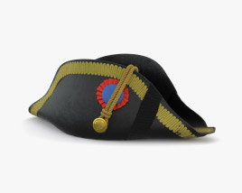 3D model of Bicorne Hat