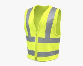 3D model of Safety Vest