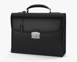 3D model of Briefcase
