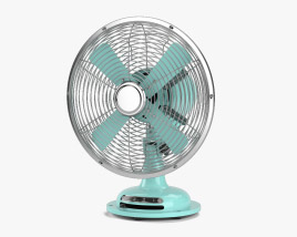 Table Fan 3D model