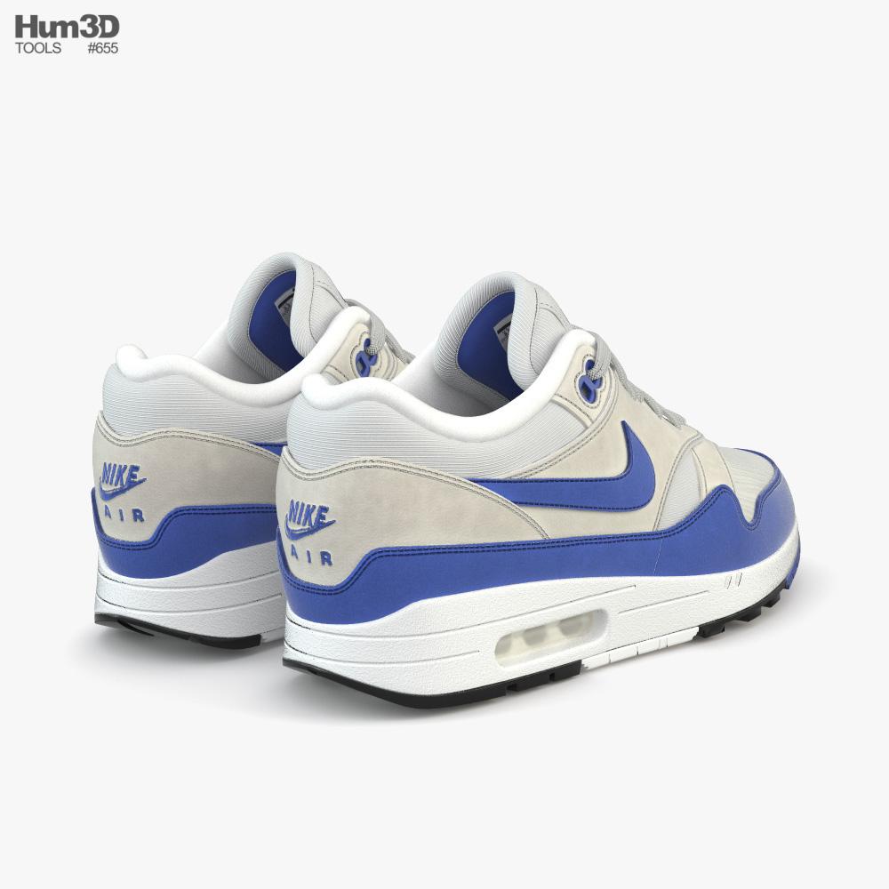 Nike Air Max 3d model