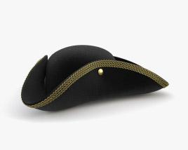 3D model of Tricorne Hat