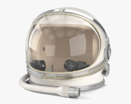 3D model of Space Helmet