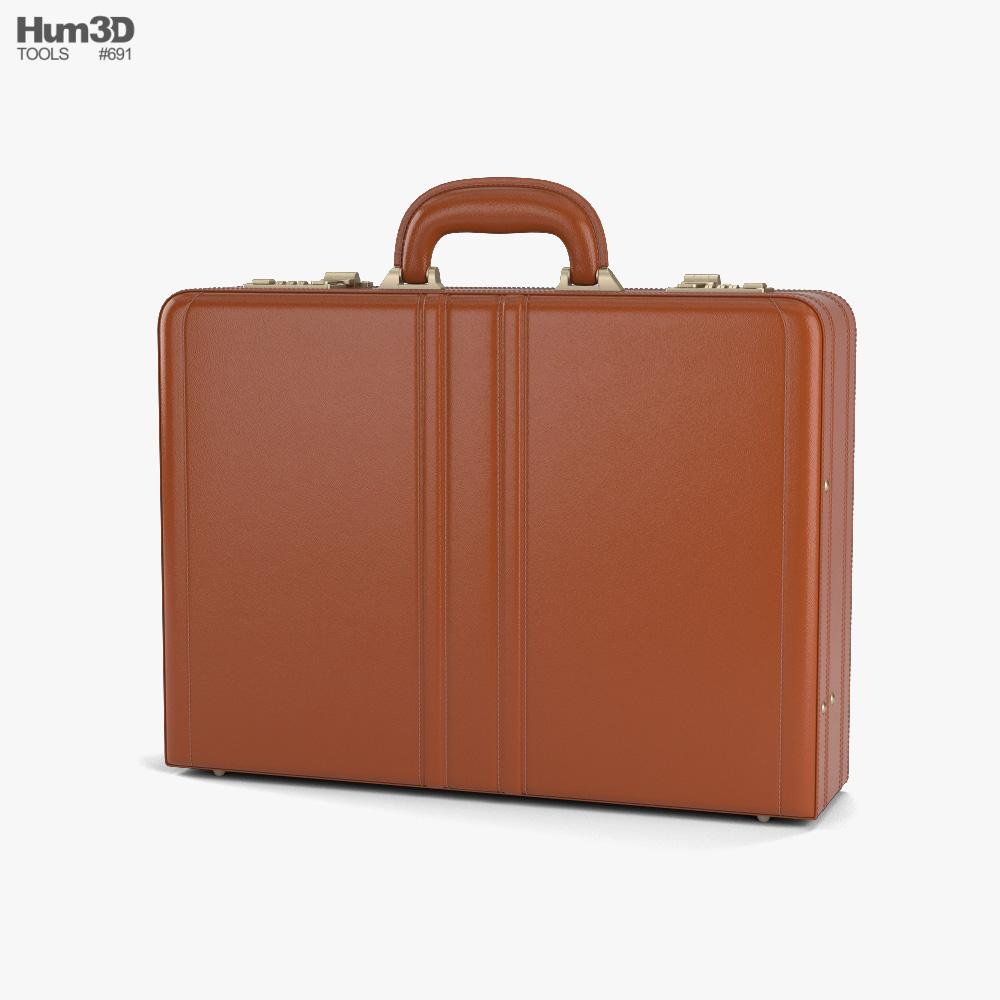 Attache Briefcase 3D model