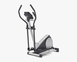 Elliptical Trainer 3D model