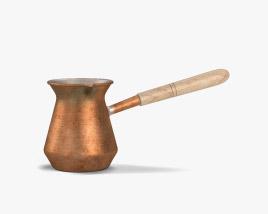 Turkish Coffee Pot 3D model