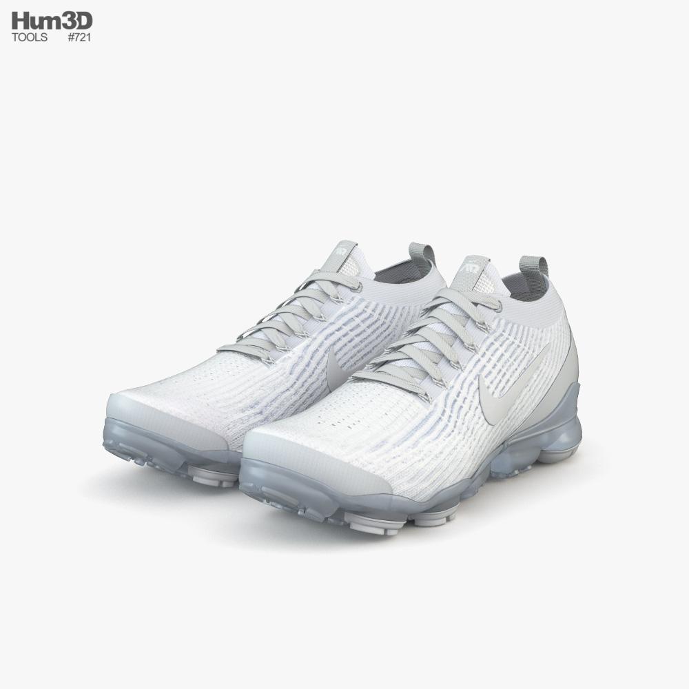 Nike Air Vapormax 3D model