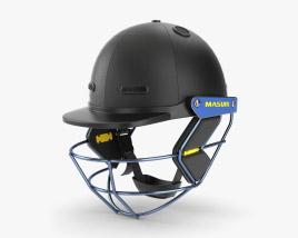 3D model of Cricket Helmet