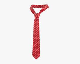 Necktie 3D model