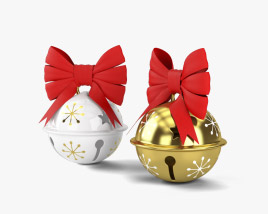 3D model of Jingle Bell