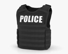 Bulletproof Vest 3D model